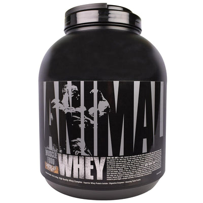 Universal Sports Nutrition & More Chocolate Coconut Universal Animal Whey 4lbs