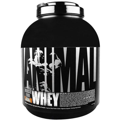 Universal Sports Nutrition & More Salted Caramel Universal Animal Whey 4lbs
