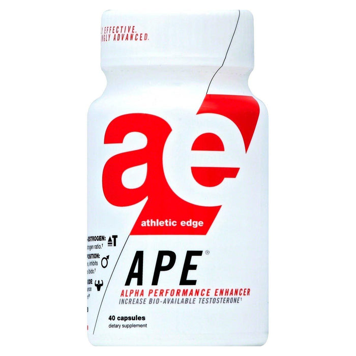 Athletic Edge Nutrition Sports Nutrition & More Athletic Edge Nutrition APE 40 Caps (581404655660)