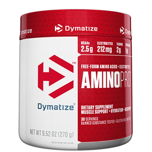 Dymatize Sports Nutrition & More Lemon Lime Dymatize Amino Pro 30 Servings (582063849516)