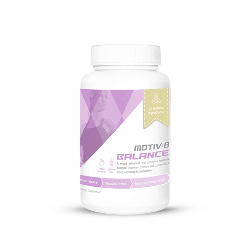 Motiv-8 Specialty Health Products Motiv-8 Balance 60 Capsules (4617863266419)
