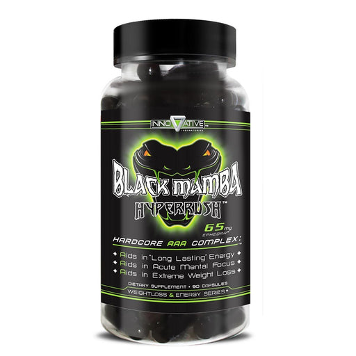 Innovative Labs Sports Nutrition & More Innovative Diet Labs Black Mamba 90 Caps (582021873708)