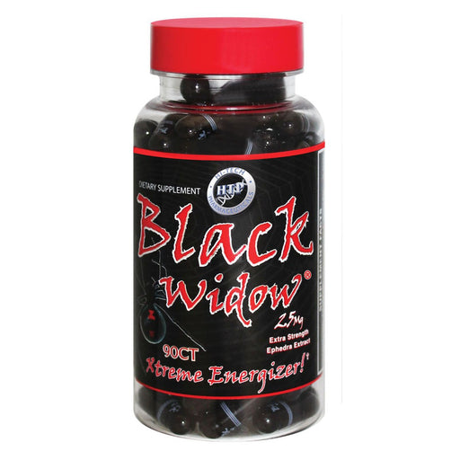 Hi-Tech Pharmaceuticals Sports Nutrition & More Hi-Tech Pharmaceuticals Black Widow 90 Caps (582052184108)