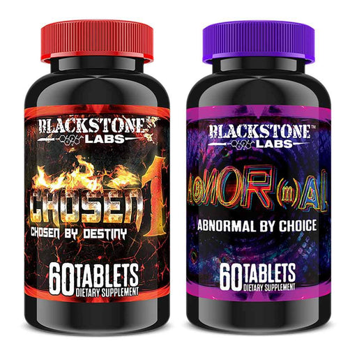Blackstone Labs Sports Nutrition & More Blackstone Labs Power & Fire Stack (745187868716)