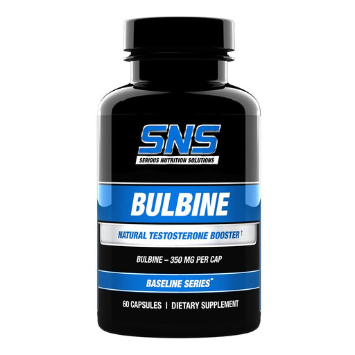 Serious Nutrition Solutions Sports Nutrition & More Serious Nutrition Solutions Bulbine 60 Caps (581964365868)