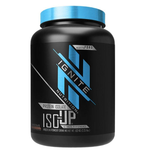 Ignite Protein Powders Chocolate Ignite Iso-Up 2lb (4413944168563)