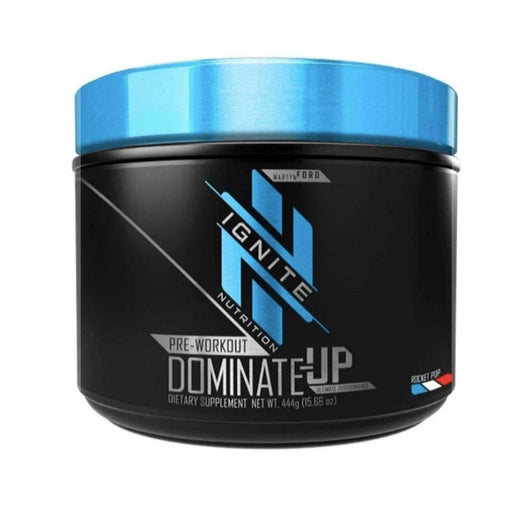 Ignite Pre-Workouts ROCKET POP Ignite Dominate-Up 30 Servings (4413949444211)