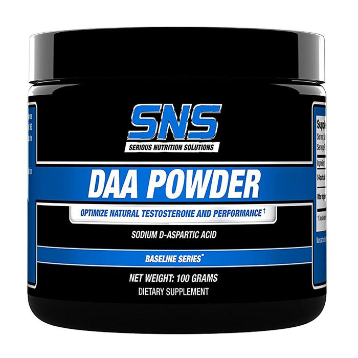 Serious Nutrition Solutions Sports Nutrition & More Serious Nutrition Solutions DAA Powder 100 Grams (581963120684)