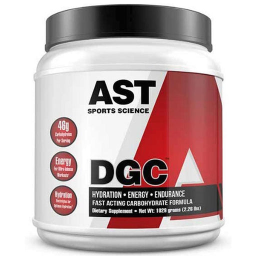 AST Sports Nutrition & More AST DGC (Dextrorotatory Glucose Crystals) 1000 grams (580730650668)