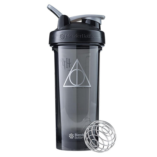 Blender Bottle shaker DEATHLY HALLOWS Team Hogwarts Blender Bottles 28oz (1444847517740)