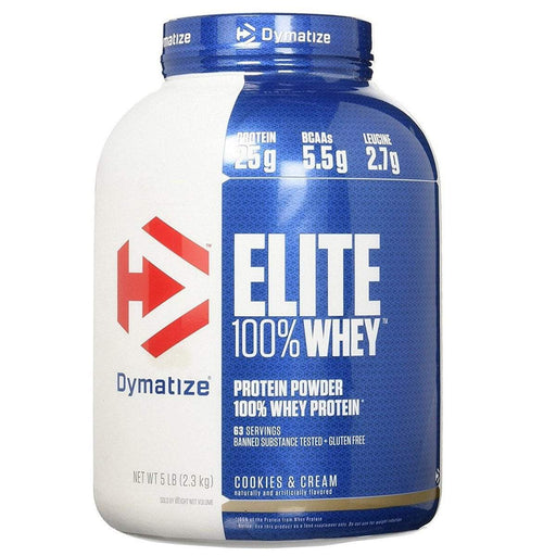 Dymatize Sports Nutrition & More Chocolate Mint Dymatize Elite Whey Protein 5 Lbs (580790943788)
