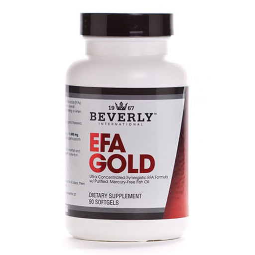 Beverly International Vitamins, Minerals, Herbs & More Beverly International EFA Gold 90 Gels (580746248236)
