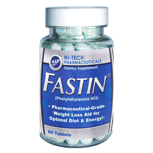 Hi-Tech Pharmaceuticals Sports Nutrition & More Fastin Fat Burner Pills 60T - Hi Tech Pharmaceuticals (582631391276)
