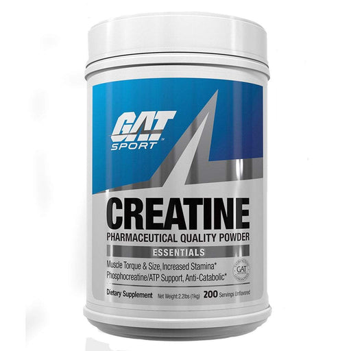 GAT Sports Nutrition & More GAT Creatine 1000 Grams (581712904236)
