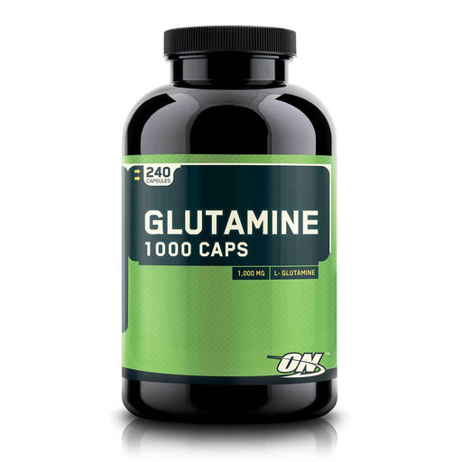 Optimum Nutrition Sports Nutrition & More Optimum Nutrition Glutamine Caps 1000 240 Caps (580600954924)