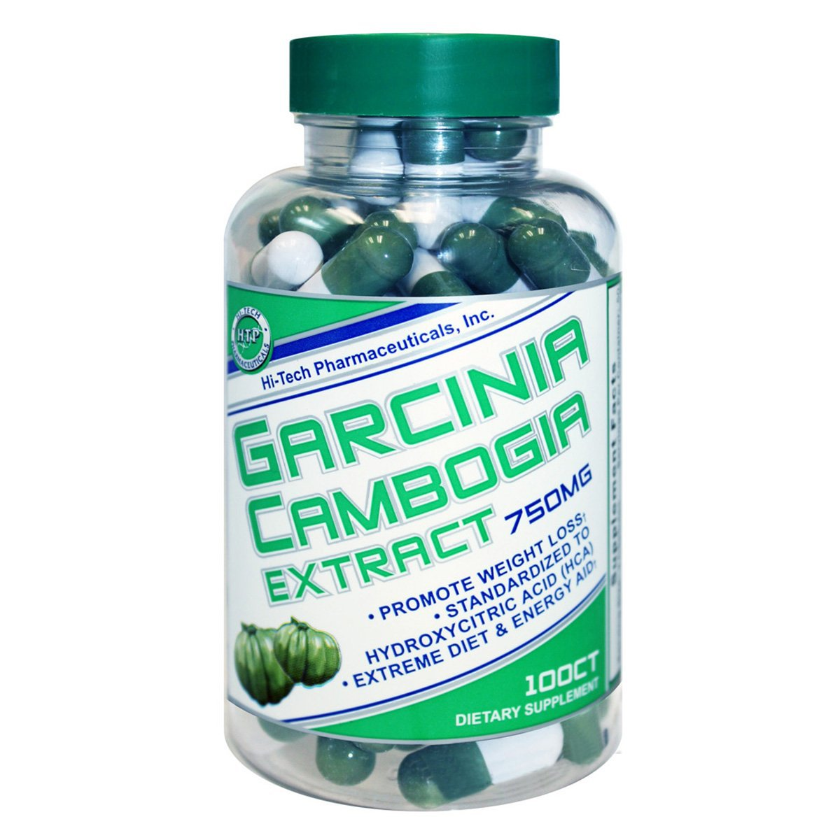 Hi Tech Pharmaceuticals Garcinia Cambogia Hca Weight Loss