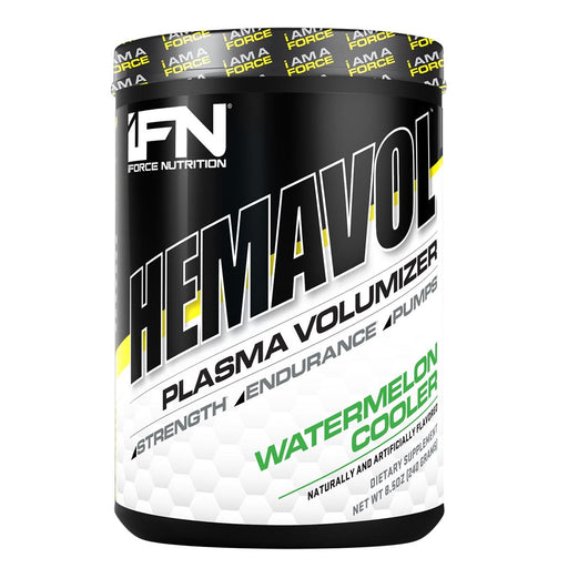 IFORCE Sports Nutrition & More Lemon Drop IFORCE Hemavol 32 Servings (581561745452)