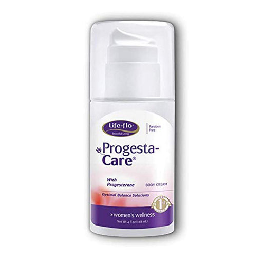 Life-Flo Specialty Health Products Default Life-Flo Progesta-Care Complete 4oz (1805260619820)