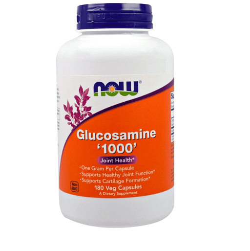 Now Foods Sports Nutrition & More Now Foods Glucosamine 1000mg 180 Caps