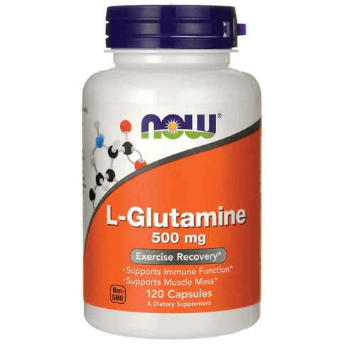 Now Foods Sports Nutrition & More Now Foods Glutamine 500 Mg 120 Capsules
