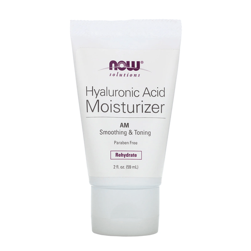 Now Foods Vitamins, Minerals, Herbs & More Now Foods Hyaluronic Acid Moisturizer 2 Fl Oz