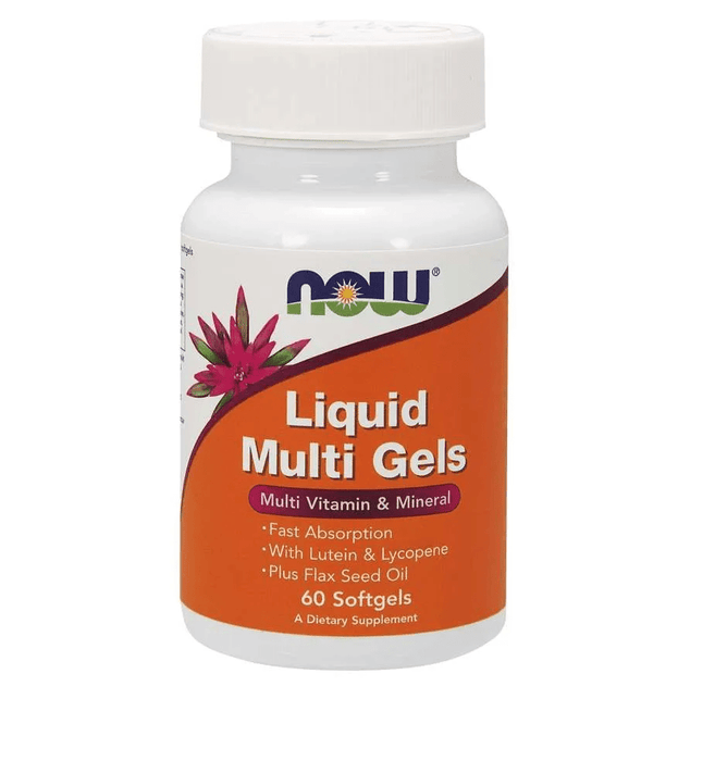 Now Foods Multi Vitamins Default NF LIQUID MULTI 60G