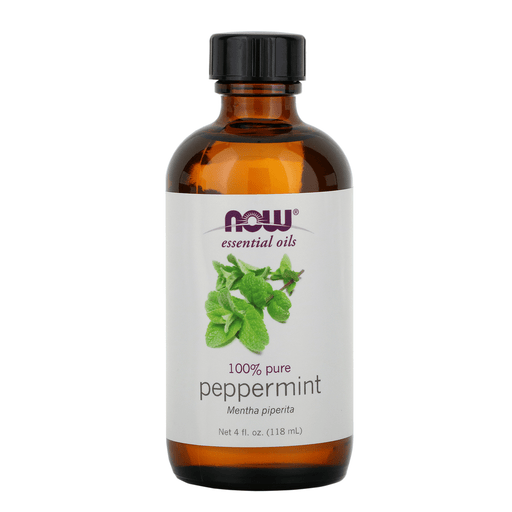 Now Foods Vitamins, Minerals, Herbs & More Now Foods Peppermint Oil 4oz