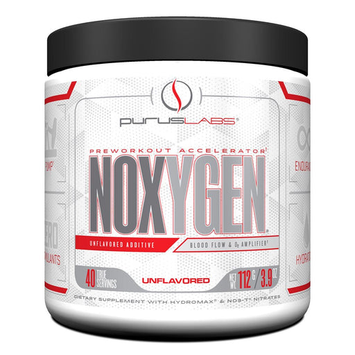Purus Labs Sports Nutrition & More Purus Labs Noxygen Unflavored 40 Servings (581971902508)
