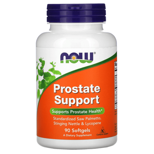 Now Foods Vitamins, Minerals, Herbs & More Now Foods Prostate Support 90 Gels