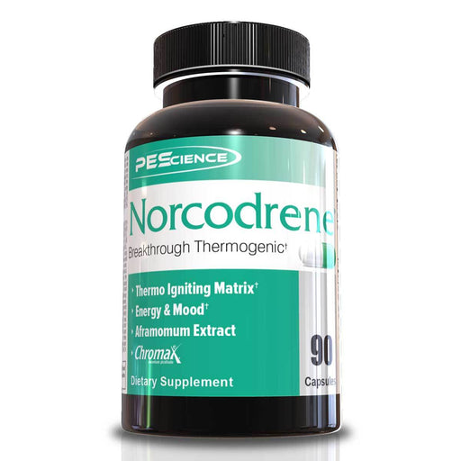 PEScience Sports Nutrition & More PES Norcodrene (Physique Enhancing Science)  90 Caps (581939298348)