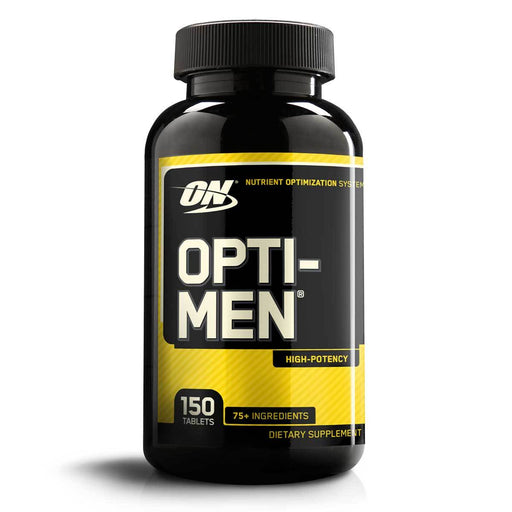 Optimum Nutrition Vitamins, Minerals, Herbs & More Optimum Nutrition Opti-Men 150 Tabs (582068011052)