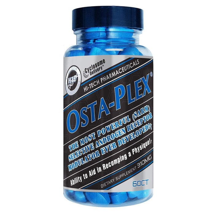 Hi-Tech Pharmaceuticals Sports Nutrition & More Hi-Tech Pharmaceuticals Osta-Plex 60CT (582546620460)