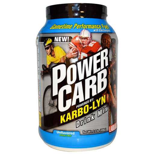 Labrada Nutrition Sports Nutrition & More Unflavored Labrada Nutrition Power Carb Gametime 2.2 Lbs (581424775212)