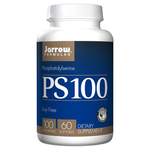 Jarrow Formulas Sports Nutrition & More Jarrow Formulas PS100 100mg 60 Softgels (581525667884)