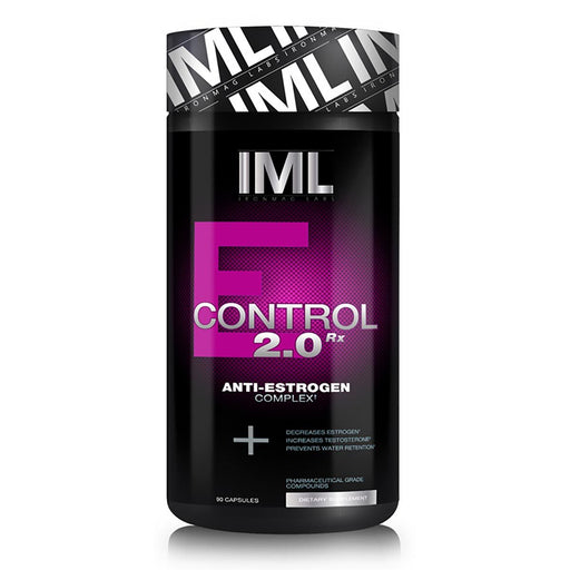 IronMag Labs Sports Nutrition & More IronMag Labs E-Control Rx 2.0 90 Caps (581913182252)