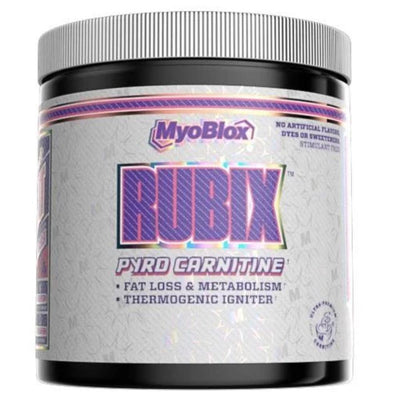MyoBlox Fat Burner MyoBlox Rubix 40 Servings (4358999605363)
