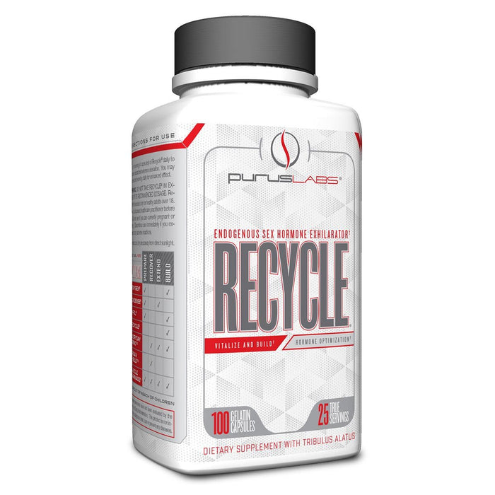 Purus Labs Sports Nutrition & More Purus Labs Recycle 100 Caps (581641469996)