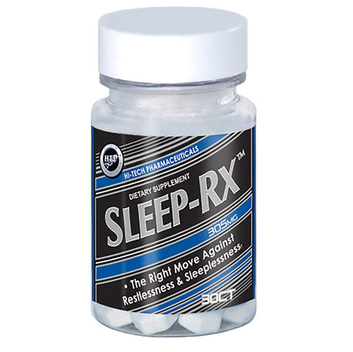 Hi-Tech Pharmaceuticals Sports Nutrition & More Hi-Tech Pharmaceuticals Sleep-Rx 30 Tabs (581854167084)