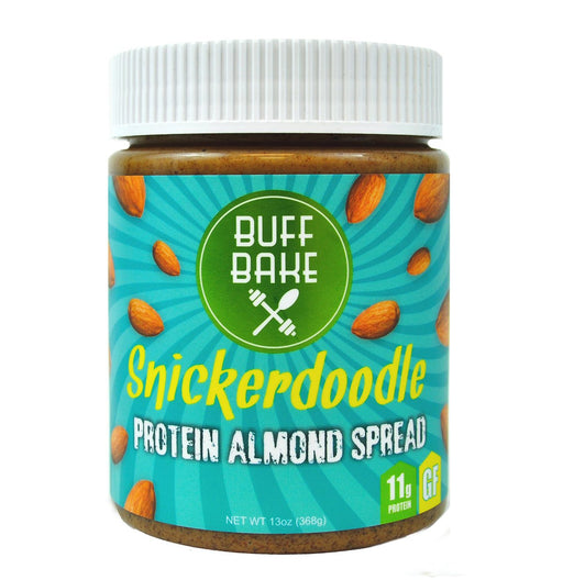 Buff Bake Sports Nutrition & More Buff Bake Snickerdoodle Protein Almond Spread 13oz (582524502060)