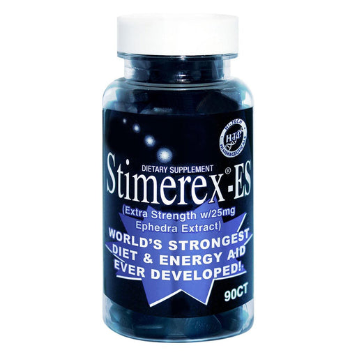 Hi-Tech Pharmaceuticals Sports Nutrition & More Hi-Tech Pharmaceuticals Stimerex-ES (Extra Strength) w/ Ephedra 90 Tabs (580986601516)