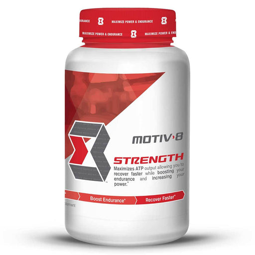 Motiv-8 Sports Nutrition & More Motiv-8 Strength 120 Caps (582454804524)