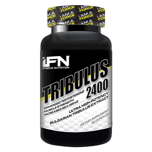 IFORCE Sports Nutrition & More IFORCE Tribulus 2400 90 Caps (581500928044)