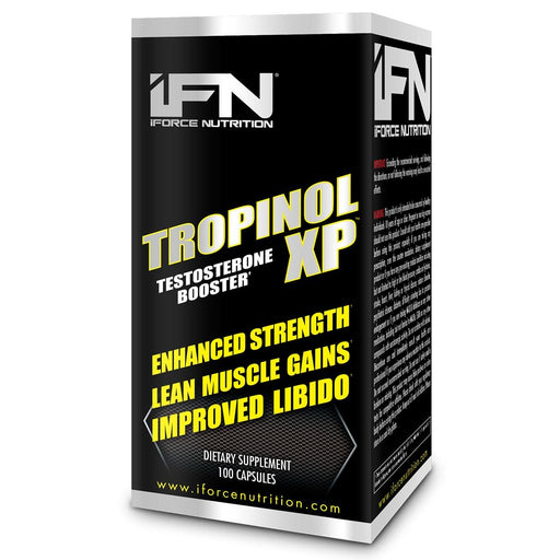 IFORCE Sports Nutrition & More IFORCE Tropinol XP 100 Caps (581595004972)
