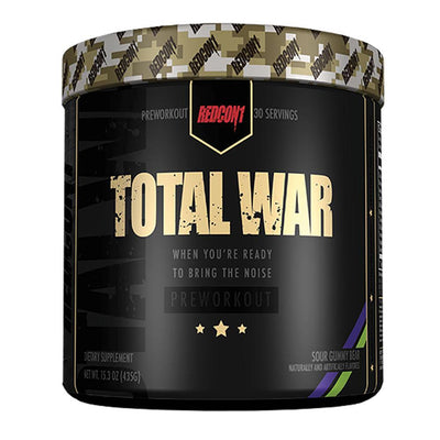 Redcon 1 Sports Nutrition & More sour gummy bear Redcon1 Total War 30 Servings (582580305964)