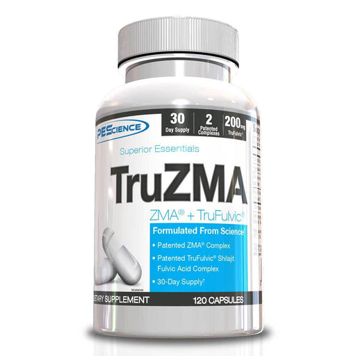 PEScience Sports Nutrition & More PEScience TruZMA 120 Caps (582508249132)