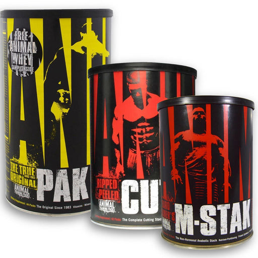 Universal Sports Nutrition & More Universal Nutrition Natural Lean Mass Stack (751997780012)