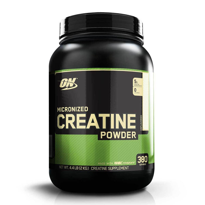 Optimum Nutrition Sports Nutrition & More Optimum Nutrition Creatine Powder 2000 grams (580619501612)