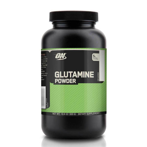 Optimum Nutrition Sports Nutrition & More Optimum Nutrition Glutamine Powder 300 grams (580565794860)