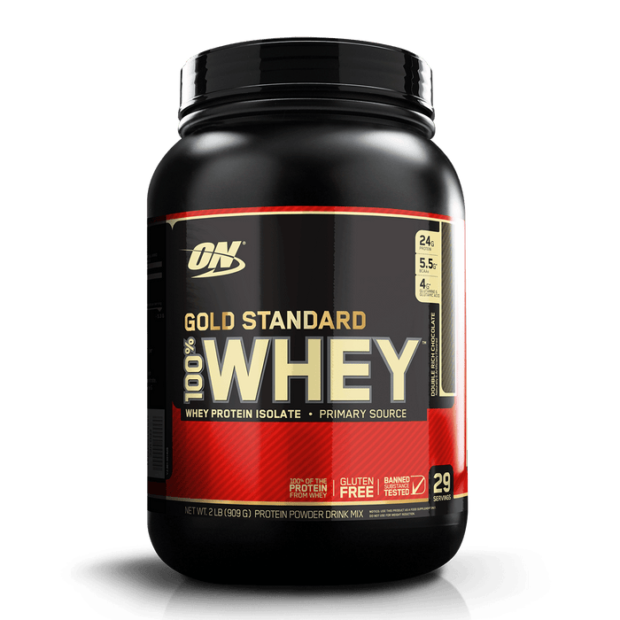 Optimum Nutrition Sports Nutrition & More Gingerbread Optimum Nutrition 100% Whey Protein Gold 2 Lbs (580567695404)