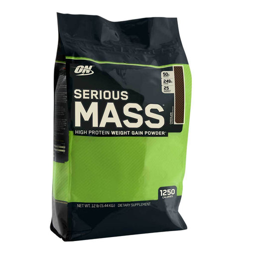 Optimum Nutrition Serious Mass 12 lbs (580599447596)